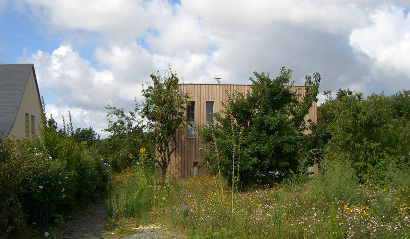 Atelier RVL architectes - Jean-Charles Liddell - MagicKub végétation