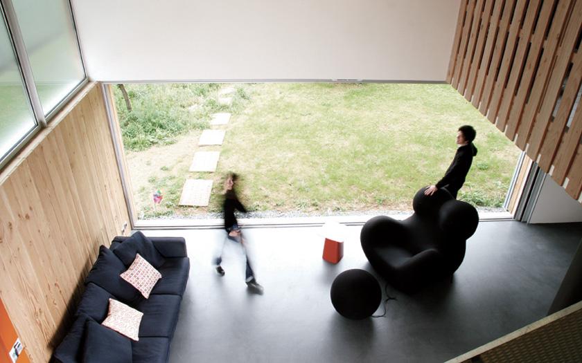 MagicKub Atelier RVL architectes - Jean-Charles Liddell - Double hauteur 1