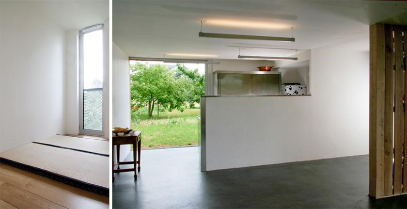 Atelier RVL architectes - Jean-Charles Liddell - MagicKub intérieur