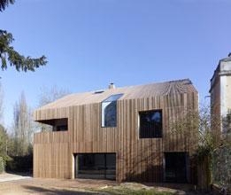 Maison 2G - Avenier & Cornejo architectes