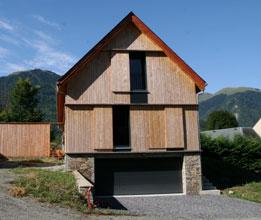 Inspiration grange pyrénéenne - Prax architectes