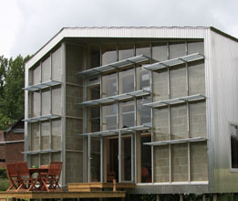 WILD architecture - Maison Coquille