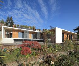 AAGB - Maison en terrasses