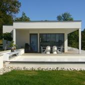 Maison contemporaine Besançon - Brulet architecte - Maison LAG98