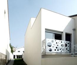 Maison Tube - Ajile architectes - V01