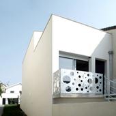 Maison Tube à Suresnes - Ajiles architectes