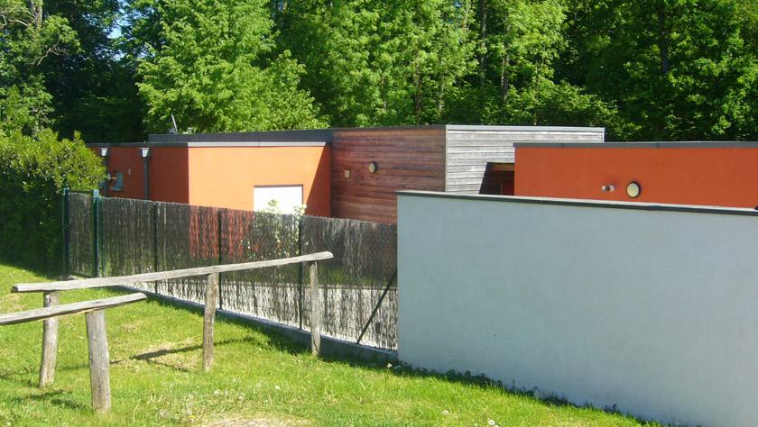 Brulet Stéphane Architecture - Maison contemporaine KL01- Façade arrière