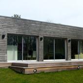 Brulet architecte Besançon - Maison KL01 - Terrasse