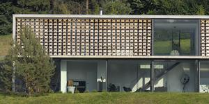 Maisons d'architectes de plus de 250m² - Maisons d'archis