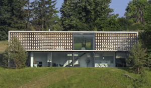Présentation de l\'architecte Pierre Minassian à Lyon - aum