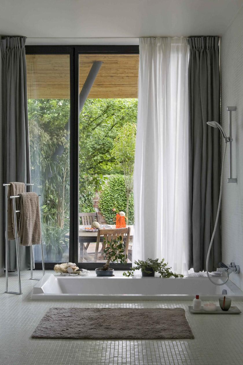 Maison R - Colboc Franzen & associés - Salle de bains