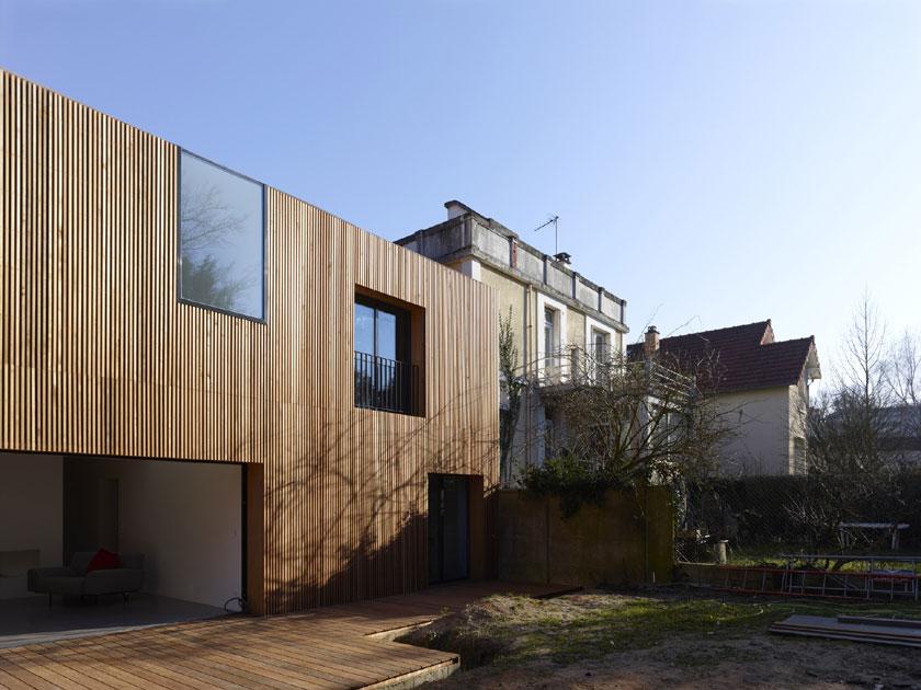 Avenier & Cornejo architectes - maison 2G - Jardin