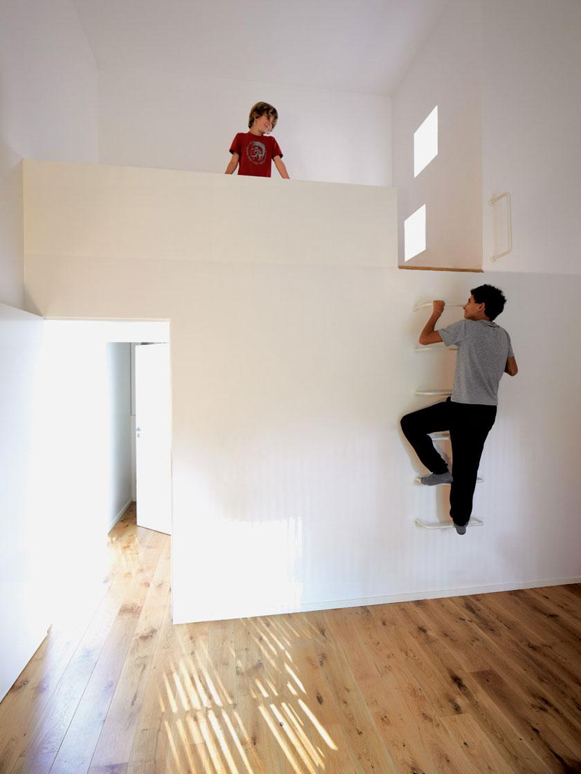 Intérieur Maison2G - Espace de jeu