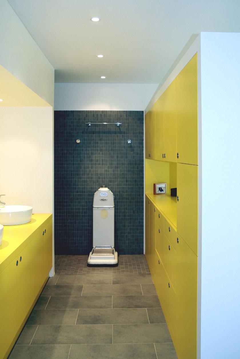 Maison C - Prax architectes - Salle de bains