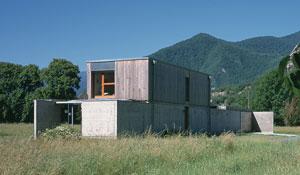 Maison P - Prax architectes