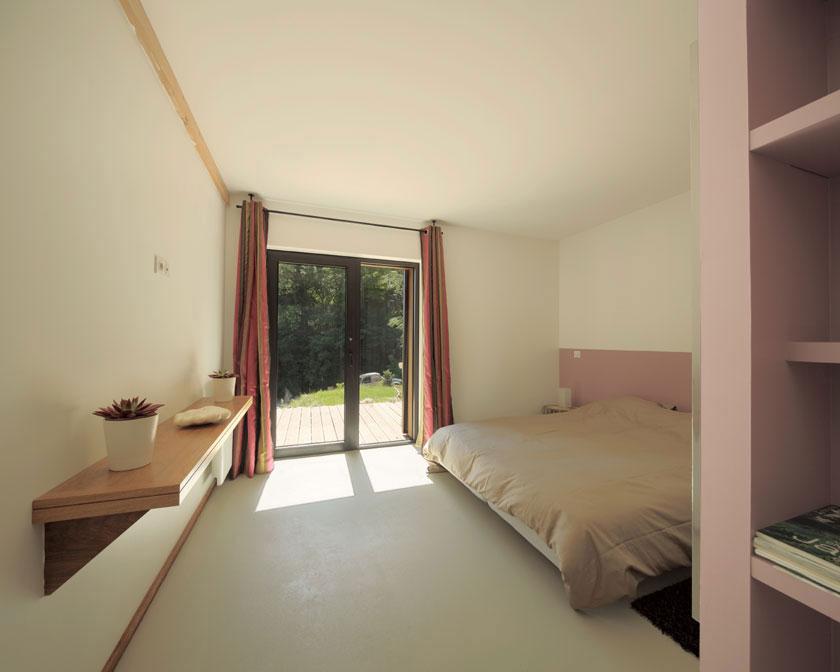 AAGB - Maison MRZS - Chambre