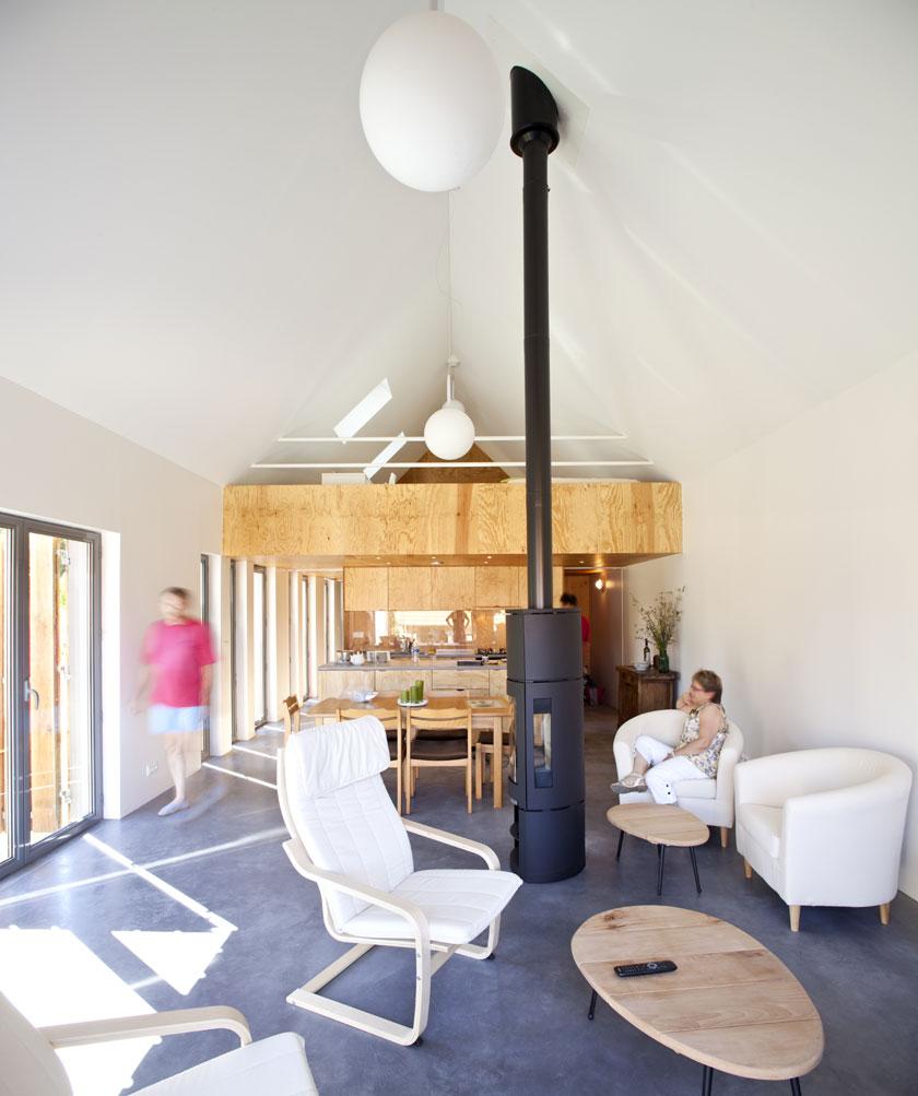 CoCo architecture - Intérieur Maison Cornilleau