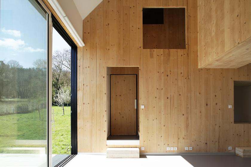 Lode architecture - Intérieur Maison G
