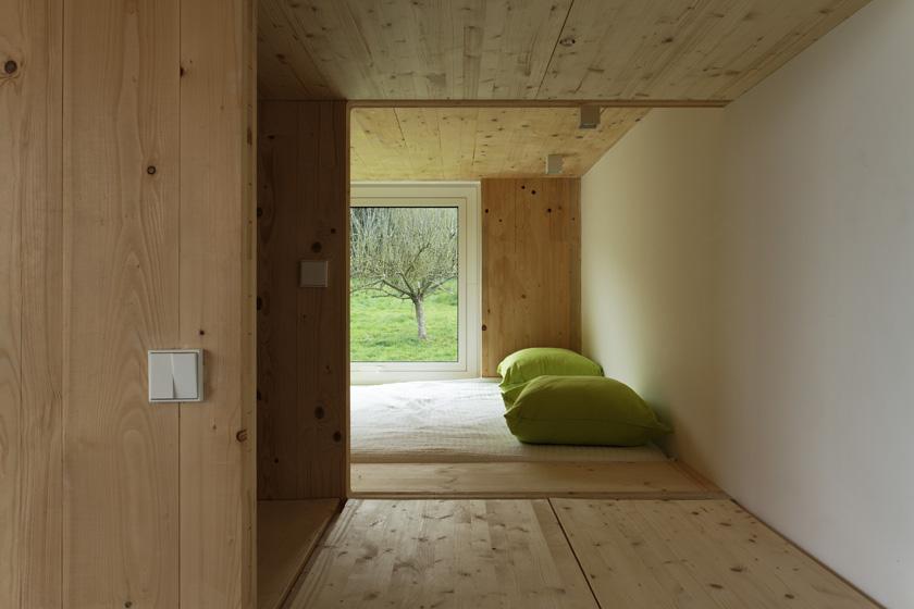 Lode architecture - Maison G Intérieur traversant