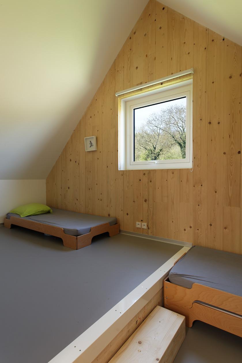 Lode architecture - Chambre Maison G