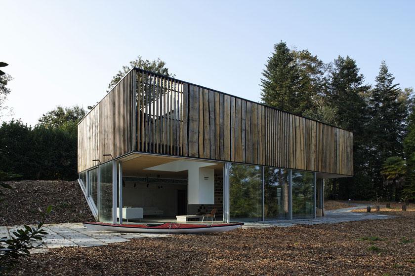 Lode architecture - Maison D - RDC ouvert