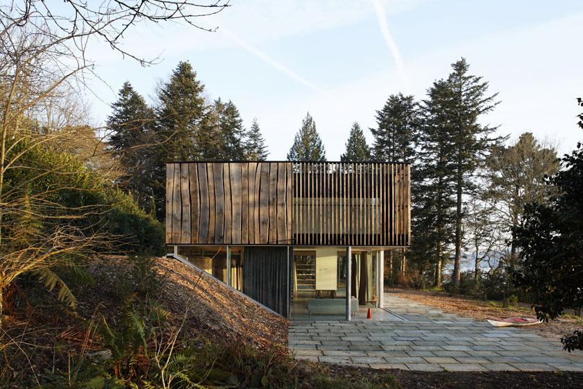 Lode architecture - Maison D de côté