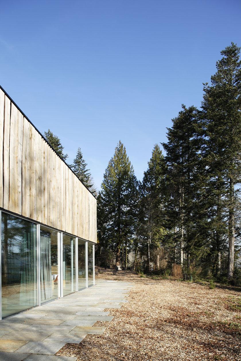 Lode architecture - Maison D - Paysage
