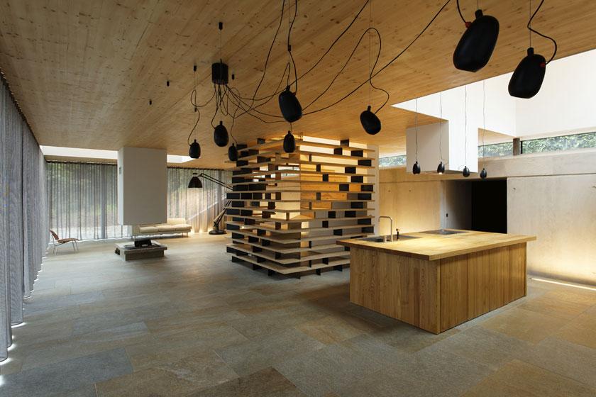 Lode architecture - Cuisine de la Maison D