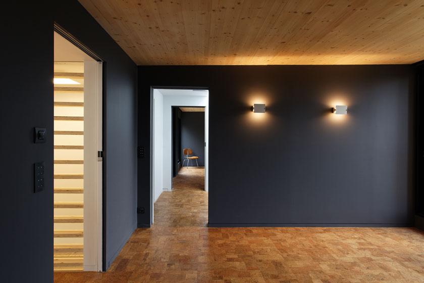 Lode architecture - Maison D - Espace intérieur