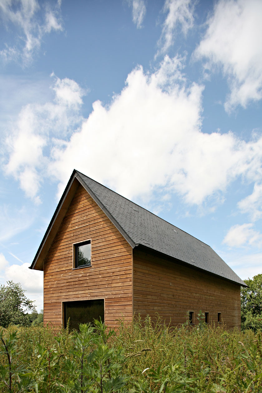 Lode architecture - Maison F - Vue générale
