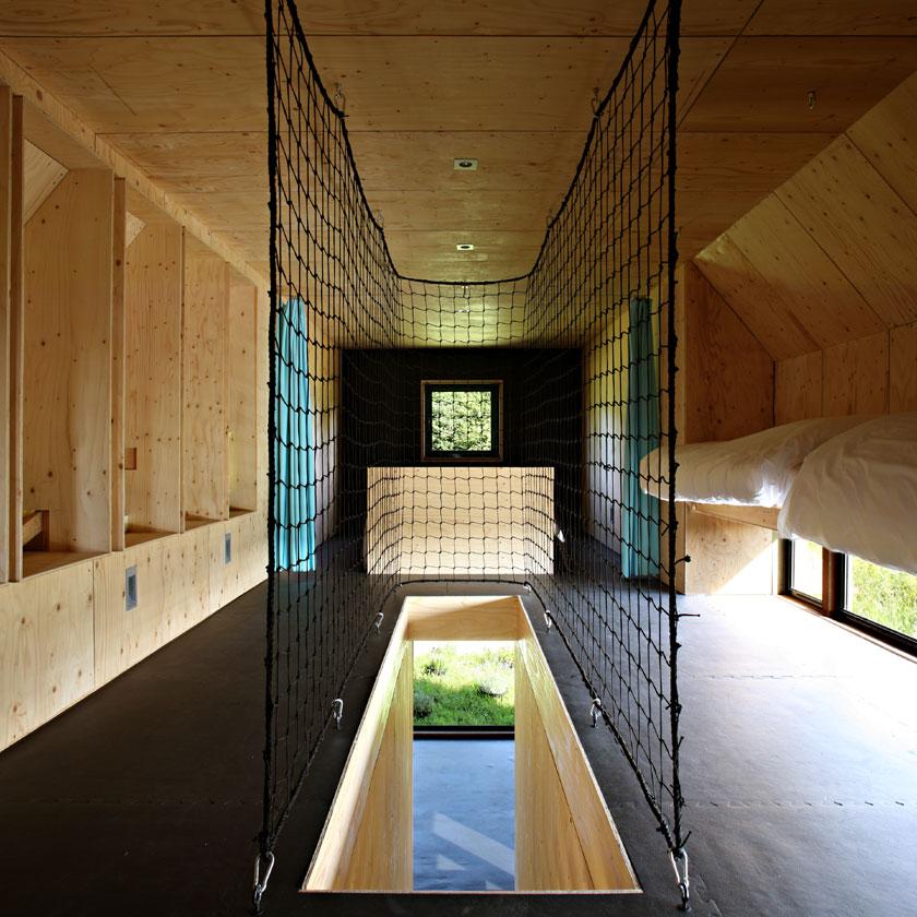 Maison F - Lode architecture - Etage