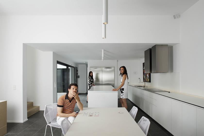Lode architecture - Maison C - Cuisine