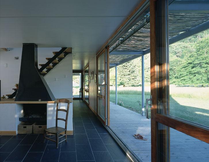 Maison P1 - Prax architectes - Intérieur
