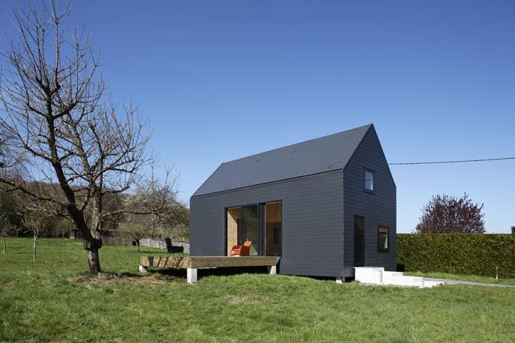 Lode architecture - Terrasse de la maison G