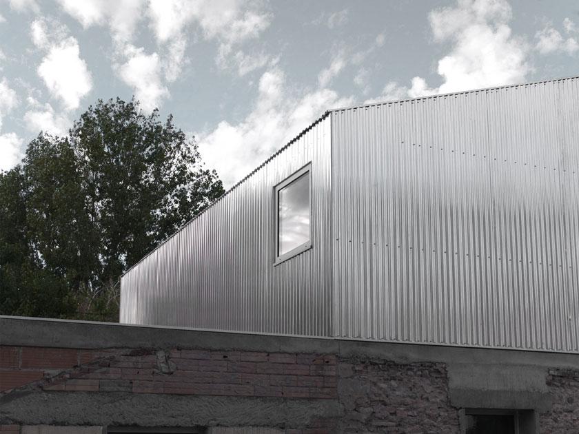 BAST - M03 - Etage métallique