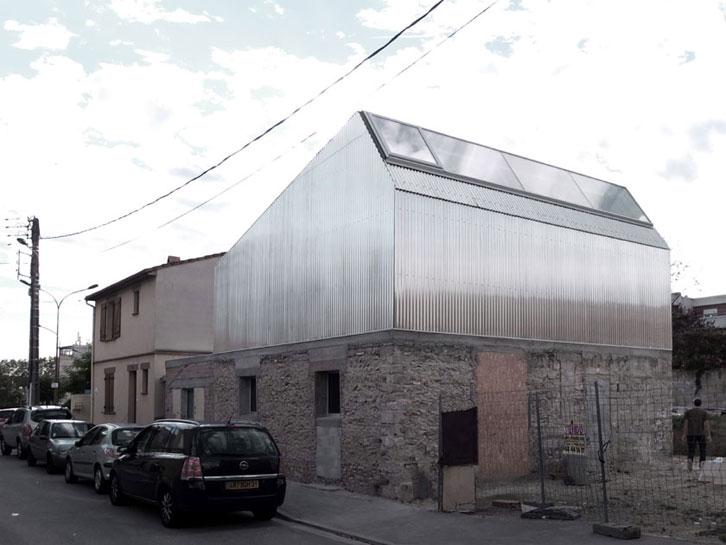 BAST - Maison M03 sur rue