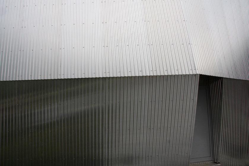 WILD architecture - Bardage métallique Maison Coquille