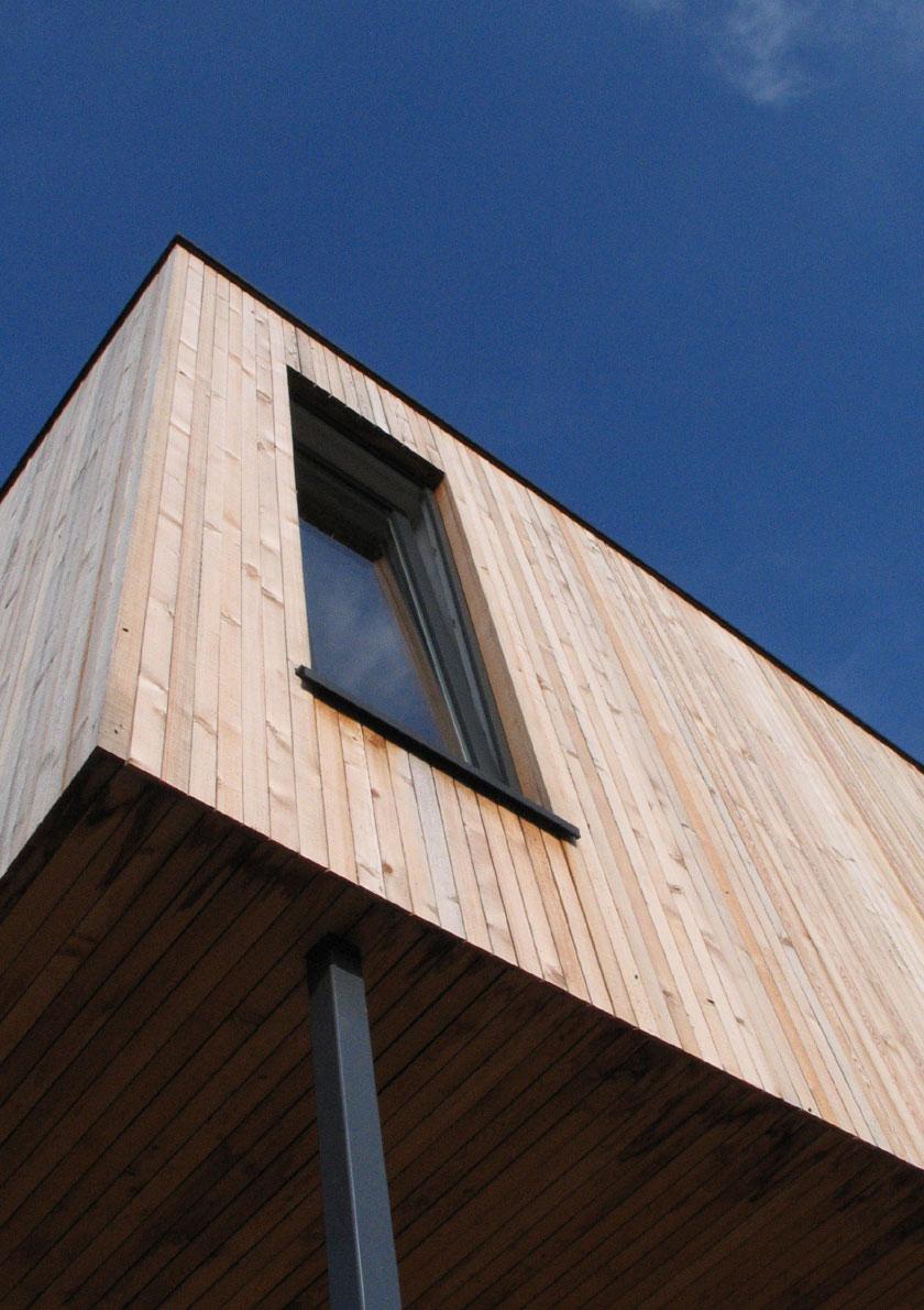 WILD architecture - Porte à faux