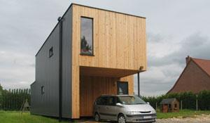 WILD architecture - Maison bois