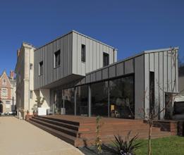 Maison B - AAGB architecte - Tours