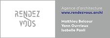 RENDEZ-VOUS - Agence d'architecture