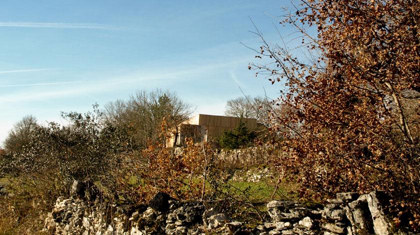 Yann Ouvrieux - Maison à ossature bois