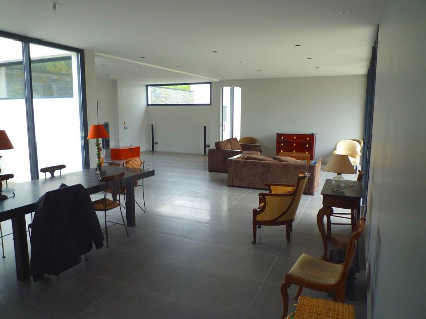 BOA Julien Campus Architecte - Maison V - Intérieur