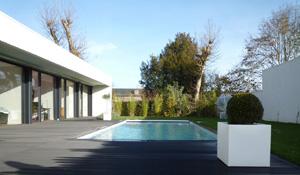 BOA - Maison M - Architecture épurée