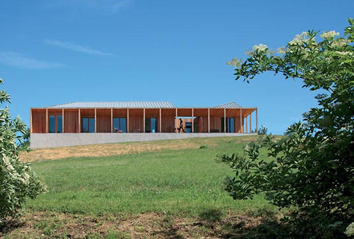 Lauréat PNCB 2014 Maisons individuelles plus de 120m² - SonNomDeVenise architecte 1