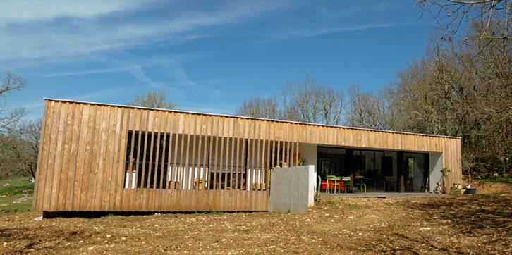 Lauréat maison individuelle moins de 120m² - Yann Ouvrieux 1