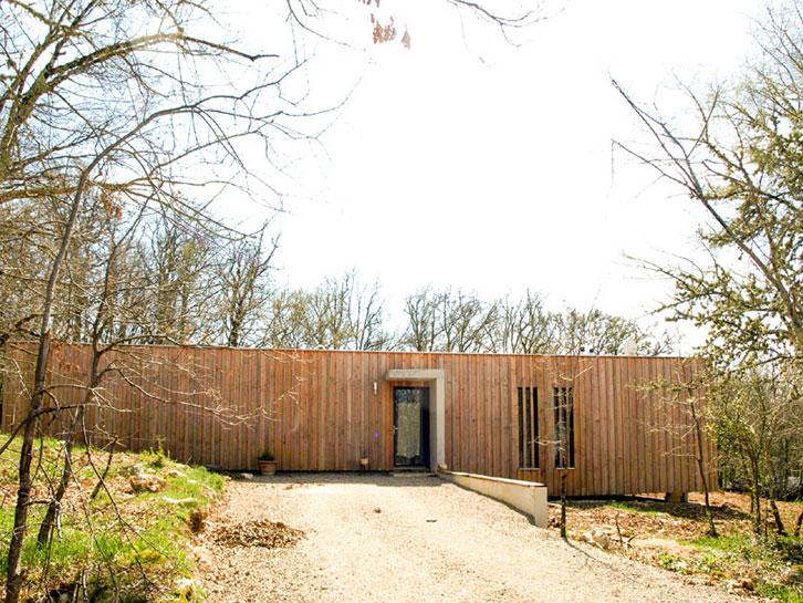 Lauréat maison individuelle moins de 120m² - Yann Ouvrieux 2