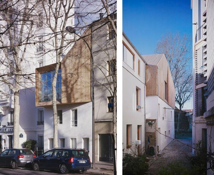 Lauréat PNCB 2012 catégorie Extension et surélévation - Nicolas Gaudard (Mir architectes) + Nicolas Hugoo 2