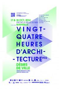 24 heures d'architecture - Marseille 2014