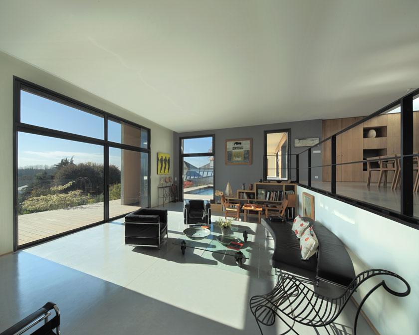 AAGB - Salon sur terrasse